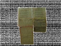 páginas 105 y 106. Libro de pensamientos