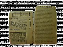 páginas 107 y 108. Libro de pensamientos