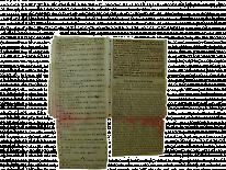 páginas 111 y 112. Libro de pensamientos