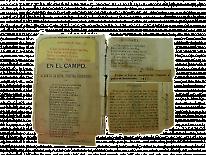 páginas 117 y 118. Libro de pensamientos