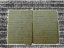 páginas 13 y 14. Libro de pensamientos