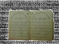 páginas 19 y 20. Libro de pensamientos