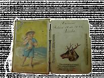 páginas 1 y 2. Libro de pensamientos
