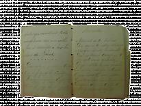 páginas 21 y 22. Libro de pensamientos