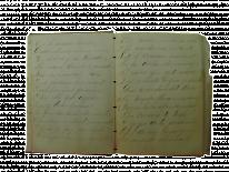 páginas 23 y 24. Libro de pensamientos