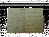 páginas 5 y 6. Libro de pensamientos