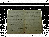 páginas 7 y 8. Libro de pensamientos