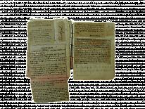 páginas 89 y 90. Libro de pensamientos