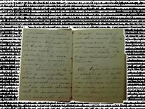 páginas 9 y 10. Libro de pensamientos