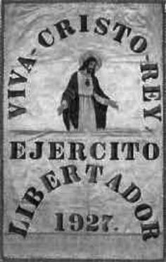 Bandera cristera,1927
