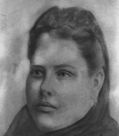 Petra Ramírez Arellano, ca.1895